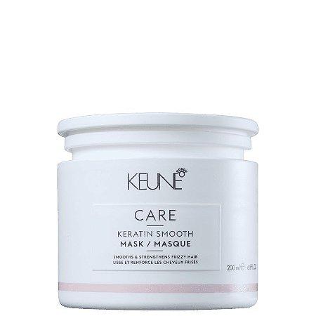 Máscara Keune Care Keratin Smooth Mask 200ml - Keune