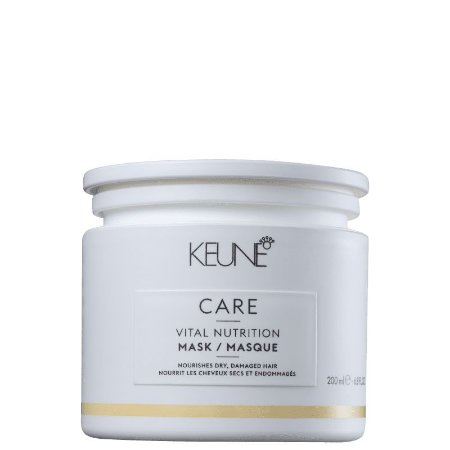 Máscara Keune Care Vital Nutrition 200ml - Keune