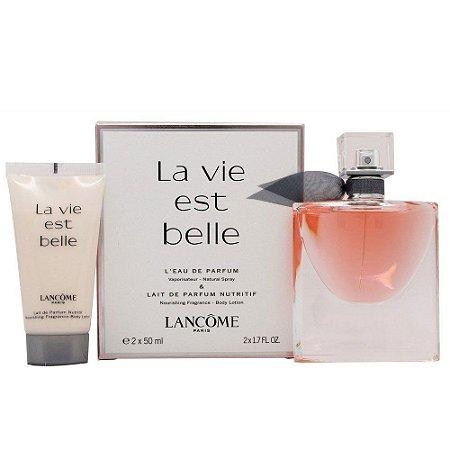 Kit La Vie Est Belle L'Eau de Parfum 2x50ml - Lancôme
