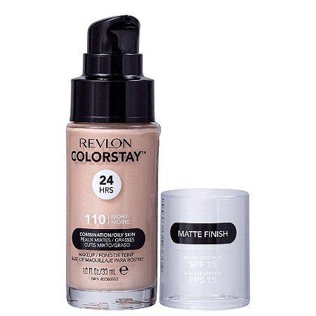 Base ColorStay 110 Ivory 30ml - Revlon