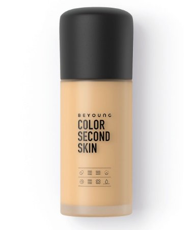 Base Color Second Skin cor 30C - Beyoung