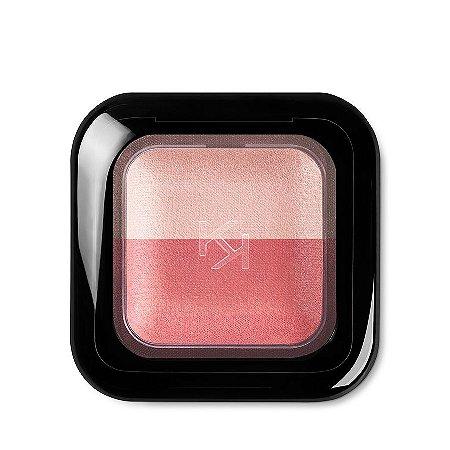 Sombra Bright Duo 07 Pearly Pink - Kiko Milano
