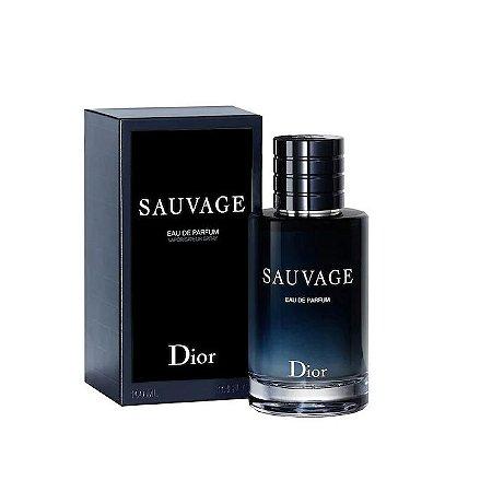 Sauvage Eau de Parfum Masculino 100ml  - Dior