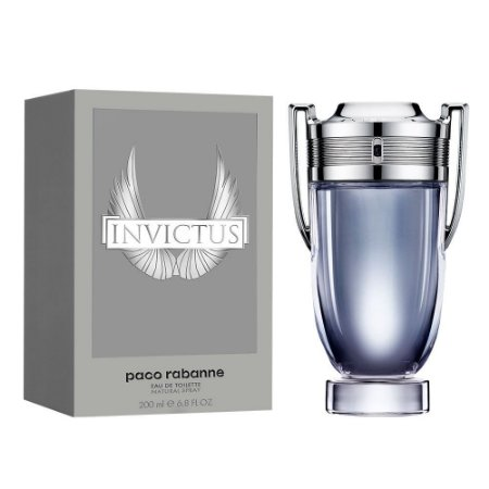Invictus  EDT Masculino 200ml - Paco Rabanne