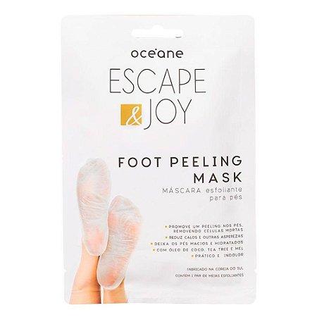 Esfoliante para os Pés Foot Peeling Mask 1 par - Océane