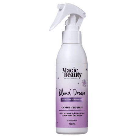Leave In Spray Blond Dream 150ml - Magic Beauty