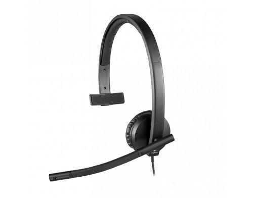 Headset Logitech H570e Mono USB