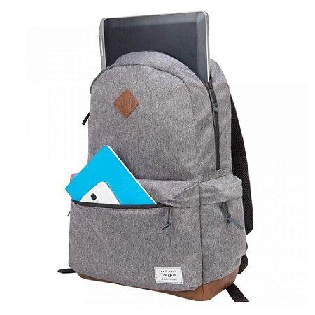 "Mochila Targus Strata II para Notebook 15.6"" Cinza - TSB93604"