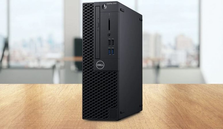 Computador Dell Optiplex 3060 SFF i5-8400 Win10 Pro 8GB 1TB DVDRW - 1 Onsite - 210-AOOS-I5-8GB