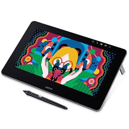 Display Interativo Wacom Cintiq 13 FHD Pen & Touch - DTH1320K