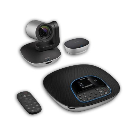 Câmera Videoconferência Logitech GROUP - 960-001054
