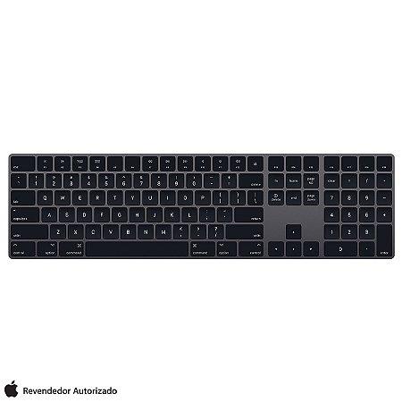 Teclado Magic Keyboard Cinza para Mac - Apple - MRMH2BZ/A
