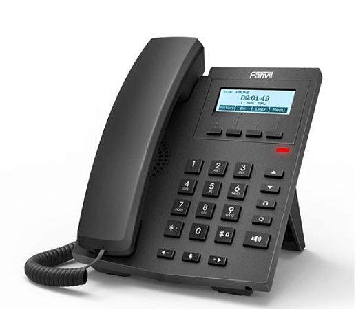Telefone IP Fanvil X1, 2 Linhas SIP