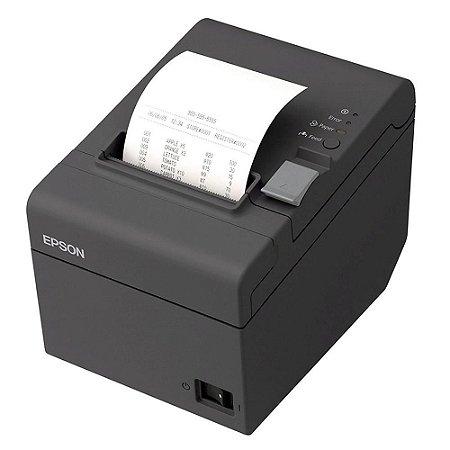 Impressora Não Fiscal Térmica EPSON TM-T20 USB