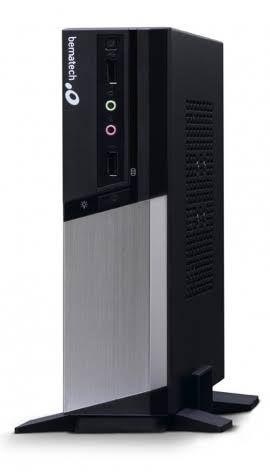 Computador Bematech Rc-8400 Intel Celeron 4gb 500gb 2 Seriais 7 USB