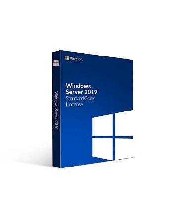 Microsoft Windows Server 2019 Standard Core 2Lic - 9EM-00653