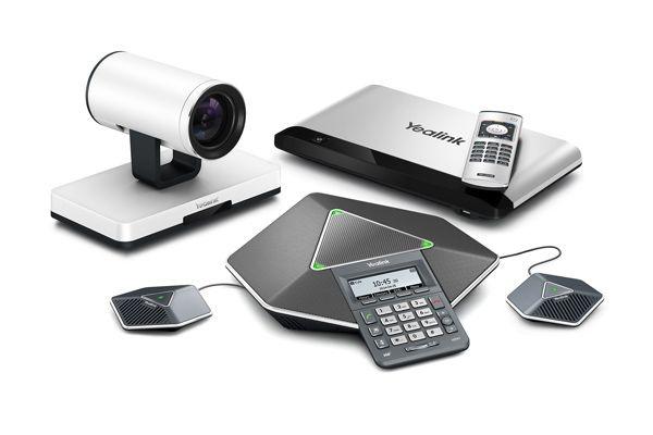 Videoconferência IP Yealink VC120-12X Phone