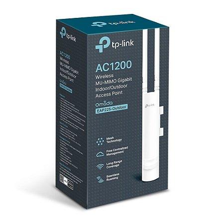 Access Point Tplink Gigabit Wireless Ac1200 Eap225 Outdoor