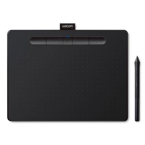 Mesa Digitalizadora Wacom Intuos Média Bluetooth - CTL6100WLK