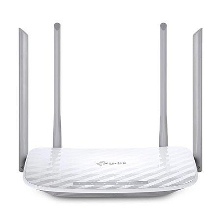 Roteador Dual Band Wifi AC 1200 2,4/5ghz Checkin Facebook Tp-link - Archer C50