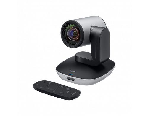 Câmera para Video Conferencia PTZ PRO 2 Preto Logitech - 960-001184