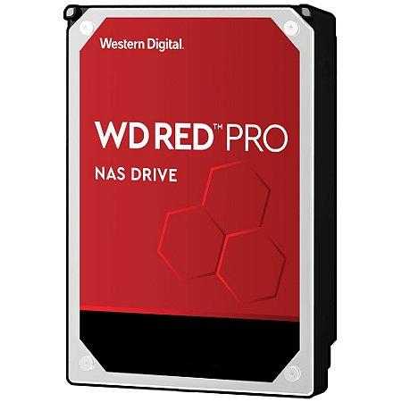 HD Interno 4tb Western Digital RED Sataiii 64mb - Wd40efrx