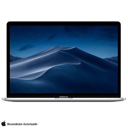 "MacBook Pro Retina Apple 13,3"", 8GB, Prata, SSD 256GB, Intel Core i5, 2.4 GHz, Touch Bar e Touch ID - MV992BZ/A"