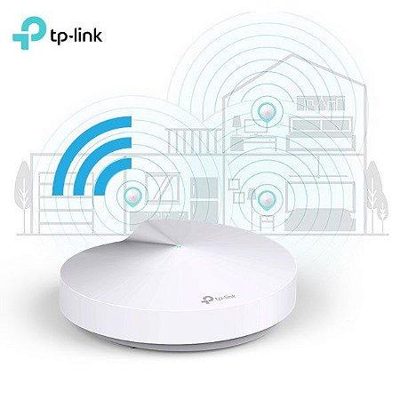 Roteador Dinamico e Inteligente Dual Band 2,4/5ghz Wifi 1300 Mbps Tp-link Deco M5
