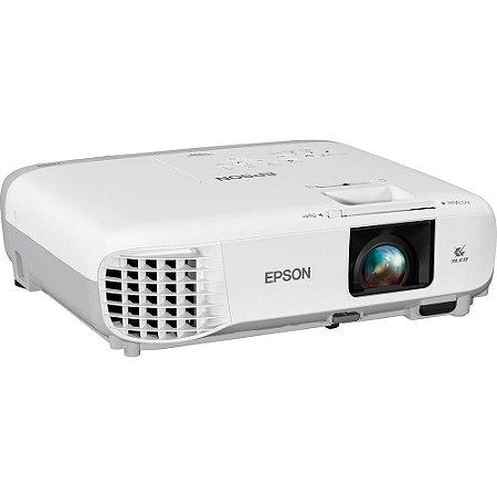 Projetor Epson S39 3300 Lumens SVGA HDMI AudioOut V11H854024