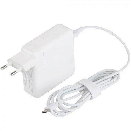 Fonte para Apple Macbook USB Tipo C 87W - BB20-AP89-C