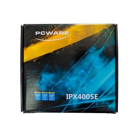 Placa Mãe Pcware Mod Ipx4005e1 Celeron Processador Integrado