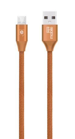 CABO MICRO USB NEW FASHION MARROM
