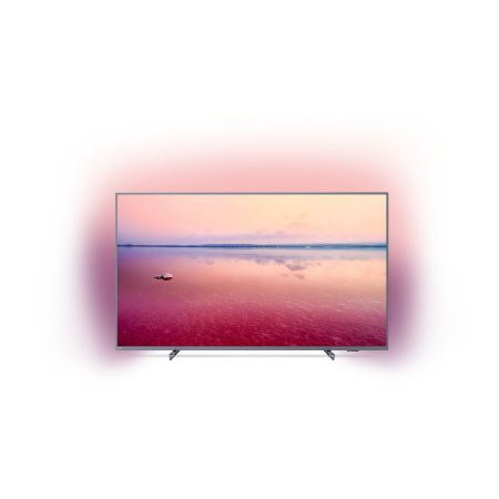 "SMART TV PHILIPS 65"" LED ULTRA HD 4K"
