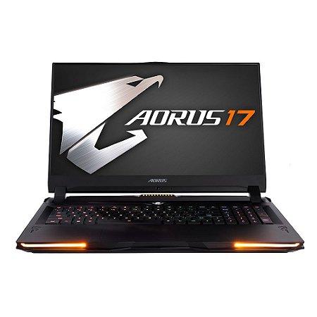 """NOTEBOOK AORUS 17 17.3"""" 240Hz FHD I7-9750H RTX 2080 GDDR6"""