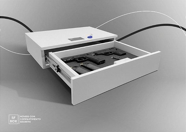 Compartimento Secreto para Guarda Roupa em MDF SFBOX