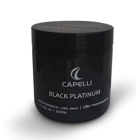 Matizador Capelli - 500g - Loiro Black Platinum