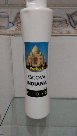 Progressiva Indiana 1 Litro - Escova Indiana