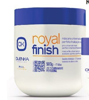 ROYAL FINISH 500G - Olenka