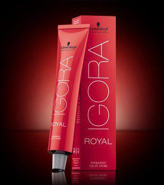 Coloração Igora Royal - Schwarzkopf