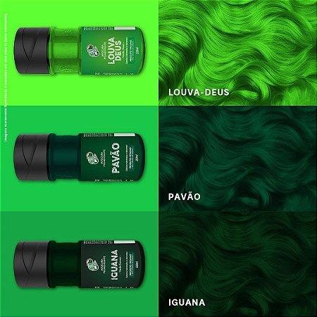 Kamaleão Color - 150ml - Verdes e Amarelos