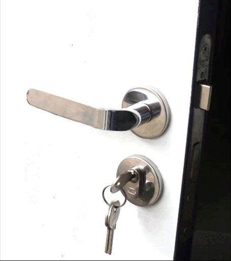 porta para parede de gesso drywall