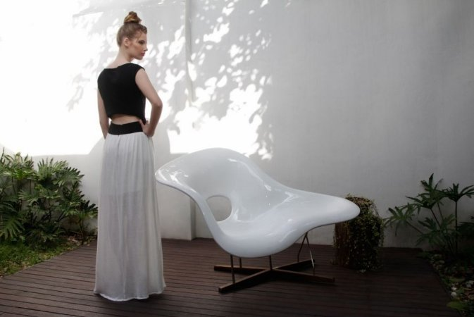 Vestido Natural Linen