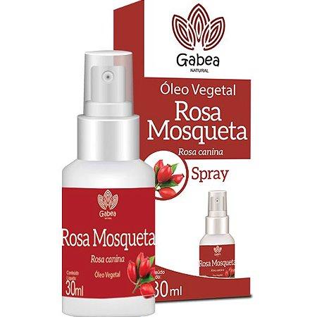 Spray Óleo de Rosa Mosqueta 30ml Gabea