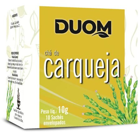 Chá de Carqueja 10 sachês Duom