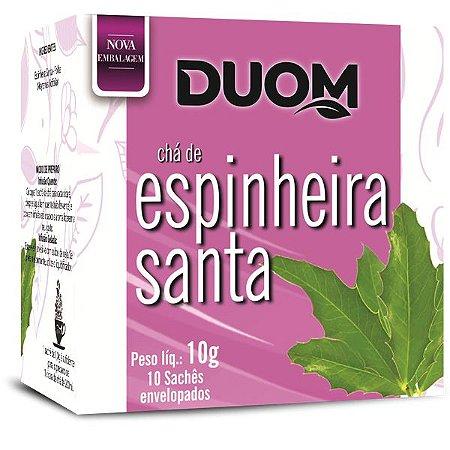 Cha de Espinheira Santa 10 saches Duom