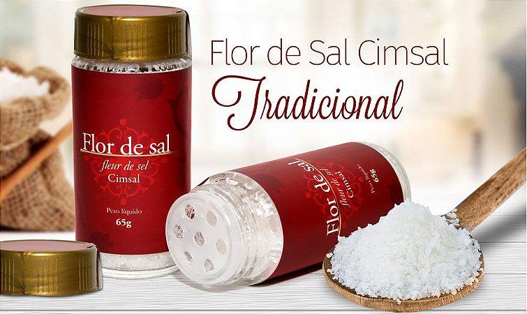 Flor de Sal 65g Cimsal