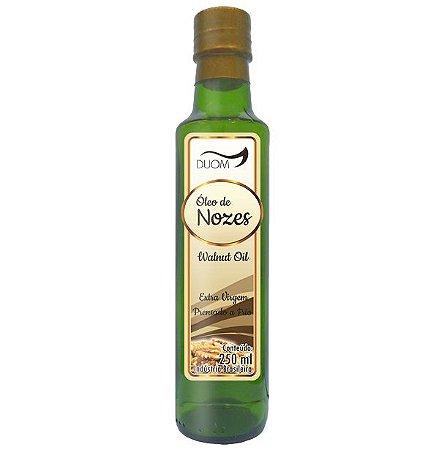 Oleo de Nozes Prensado a Frio 250ml Duom