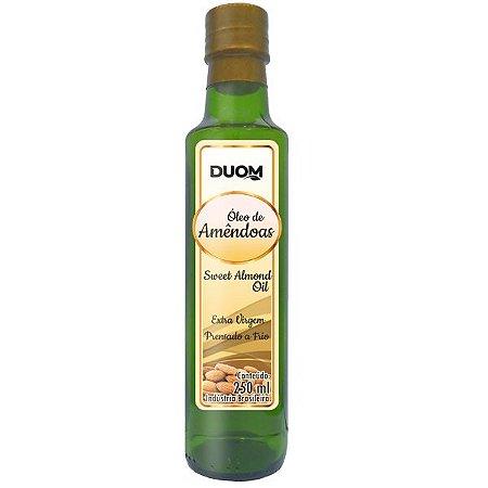 Oleo de Amendoas Prensado a Frio 250ml Duom