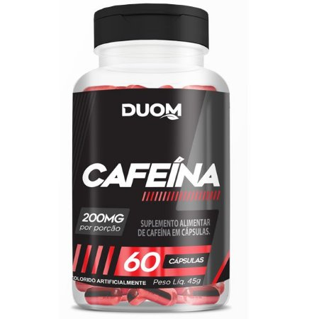 Cafeina 60 caps Duom