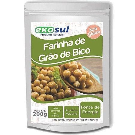 Farinha de Grao de Bico 200g